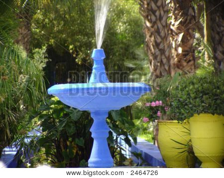 Fountainmorocco