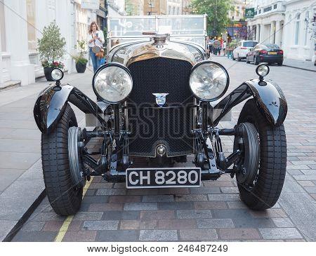 1929 Bentley 4 1/2 Litre Vintage Car In London