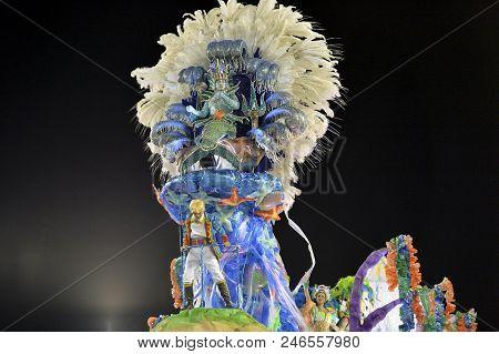Carnival 2018 - Unidos Da Tijuca