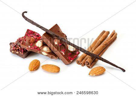 Ingredients For A Dessert.