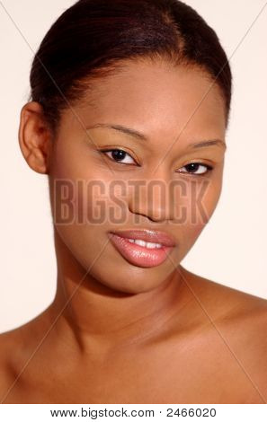 Black Beauty Headshot