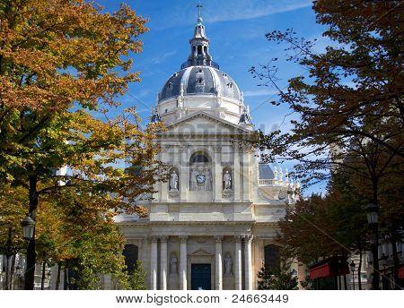 Capella University Of Sorbonne, France