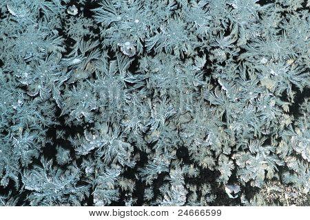 Windscreen Ice
