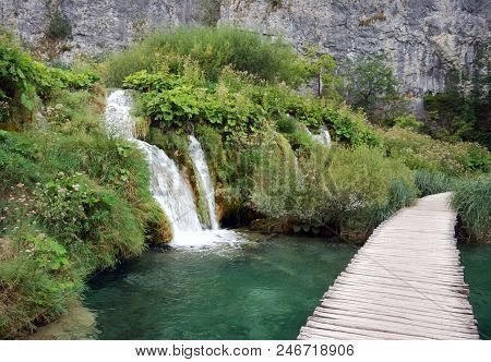 National Natural Park Of Croatia - Plitvice Lakes