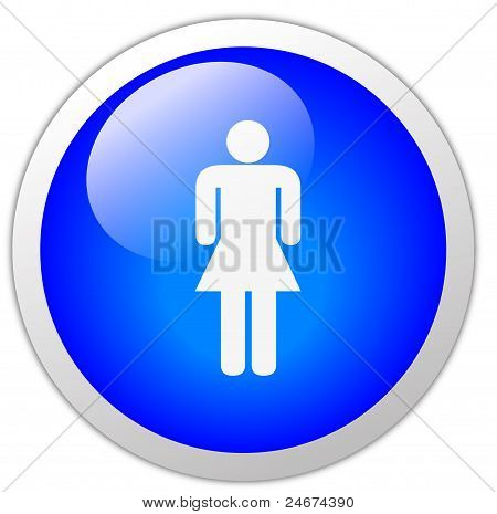 Women Icon Button
