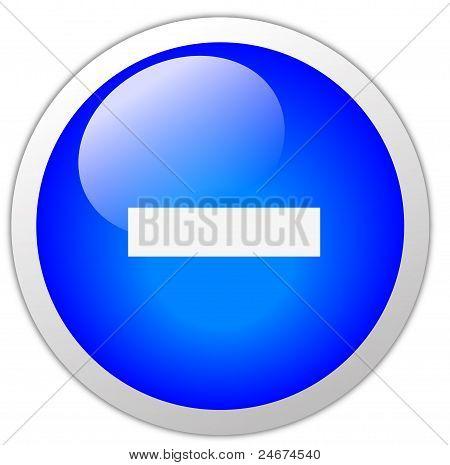 Minus Icon Button