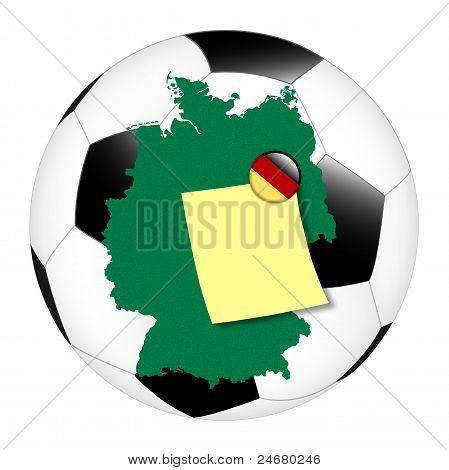 German soccer memo