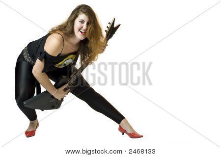 80's Rocker Chick