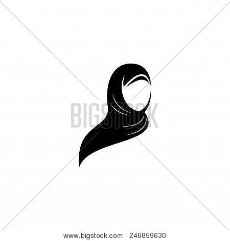 Hijab Logo Vector, Vector & Photo (Free Trial) | Bigstock