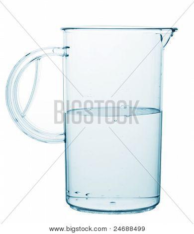 Measured Transparent Glass