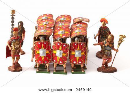 Roman Combat Phalanx
