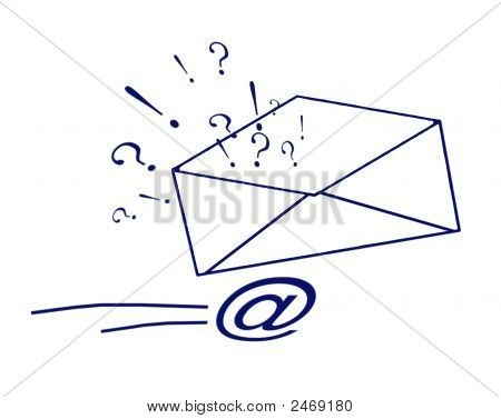Speeding Email - Questions And Comments