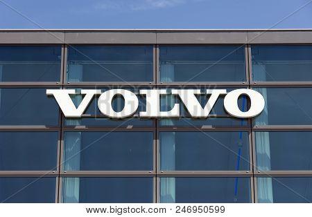 Volvo Building In Amsterdam