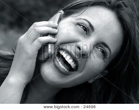 Happy Phonecall