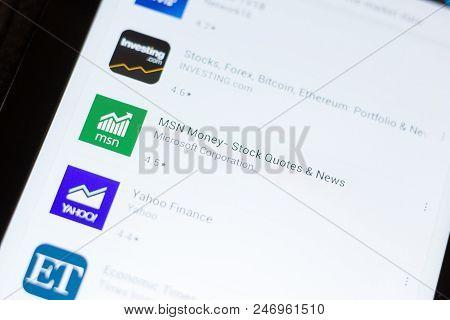Ryazan Russia June Image Photo Free Trial Bigstock Adorable Msn Money Stock Quotes