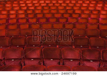 Seats Full Frame