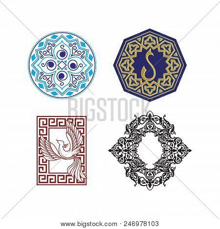 Collection Symbols Vector Photo Free Trial Bigstock