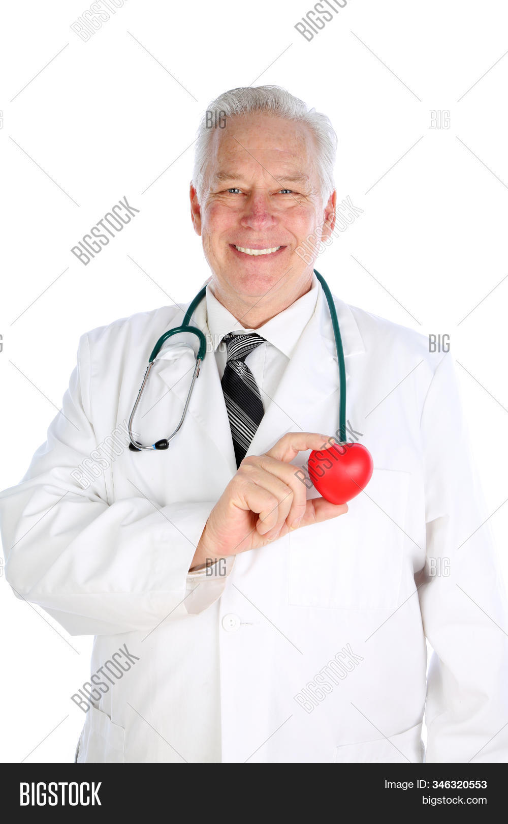 Doctor Lab Coat Image Photo Free Trial Bigstock