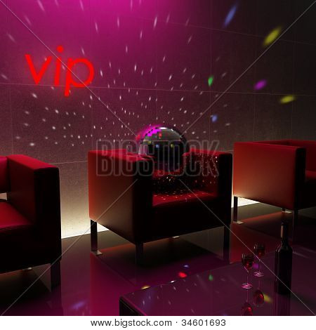 Vip disco club, saturday night party out