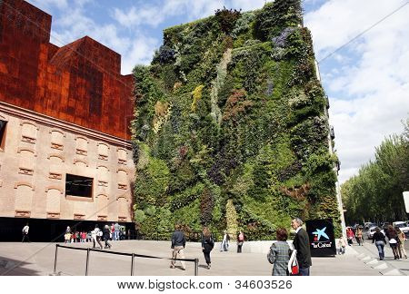 Caixa Forum in Madrid