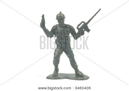 Assault Rifle Soldier