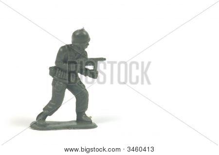 Submachine Gun Soldier