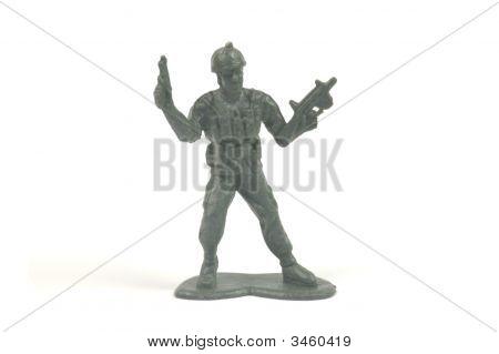 Pistol Soldier