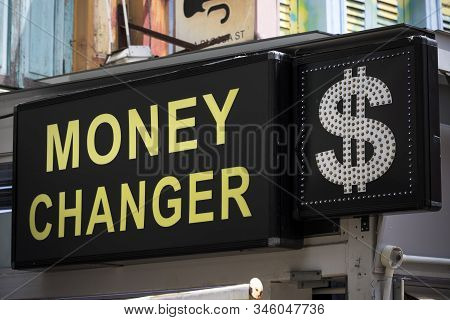 Money Changer Point For Tourist Foreign Currency Exchange