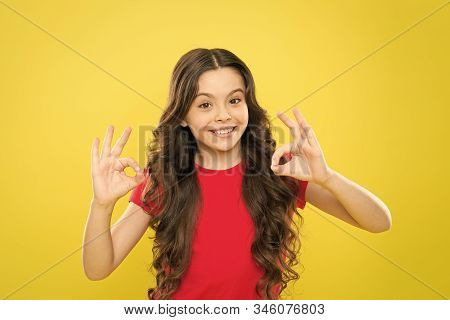 Develop Talent. Girl Artistic Kid Practicing Acting Skill. Enter Acting Academy. Playful Teen Model.