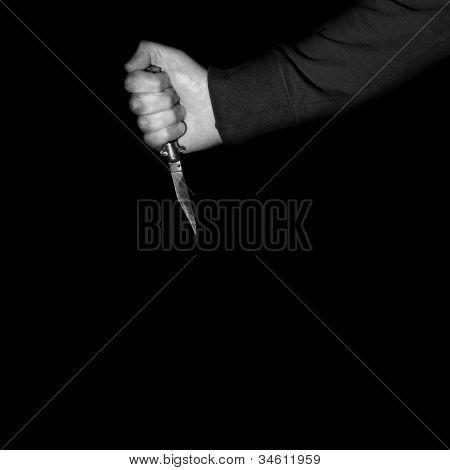 Killer Stiletto Switchblade