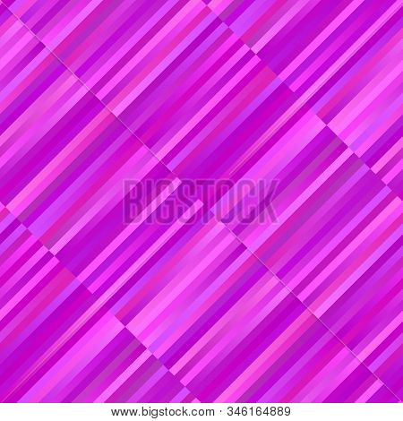 Seamless Gradient Rectangle Pattern Background - Abstract Vector Graphic With Diagonal Stripes