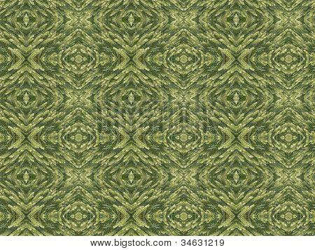 Weizen-Dekoration