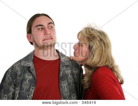 Give Mom A Kiss