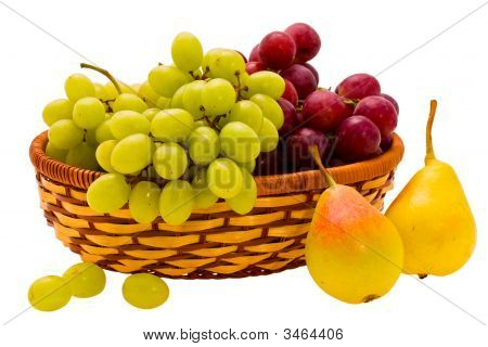 Pears And Grape