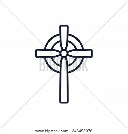 Christian And Catholic Cross Symbol Design, Religion Culture Belief Religious Faith God Spiritual Me