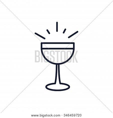 Christian And Catholic Cup Symbol Design, Religion Culture Belief Religious Faith God Spiritual Medi