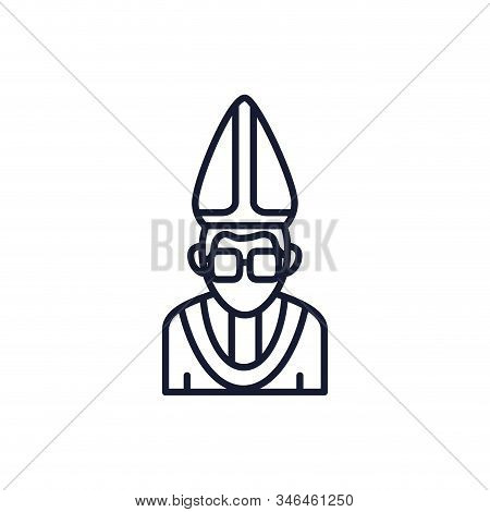 Christian And Catholic Pope Design, Religion Culture Belief Religious Faith God Spiritual Meditation