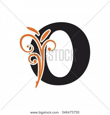 Letter O Business Corporate Abstract Unity Vector Logo Design Template