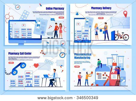 Pharmaceutical Manufacturing, Medicines Delivery Service, Online Pharmacy Call Center Or Helpline Tr