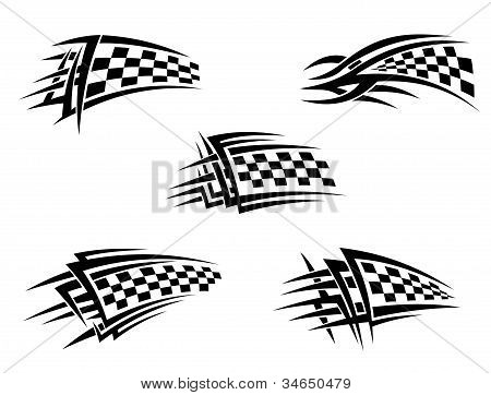 Chequer Flags