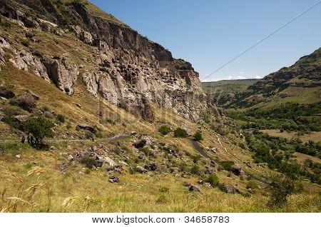 Cave monastery of Vardzia