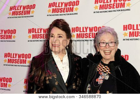LOS ANGELES - JAN 18: Donelle Dadigan, Jackie Joseph at the Hollywood Museum's celebration for the 40th Anniversary of