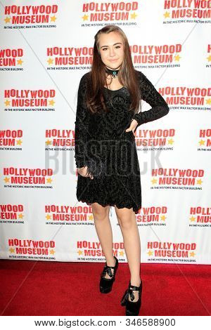 LOS ANGELES - JAN 18: Alyssa De Boisblanc at the Hollywood Museum's celebration for the 40th Anniversary of