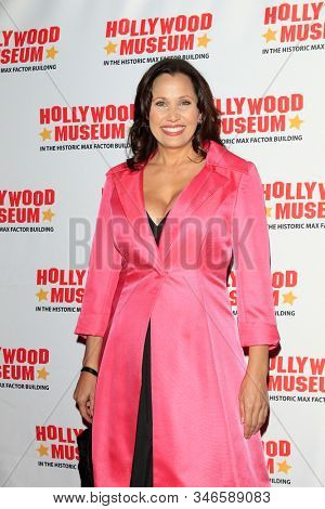 LOS ANGELES - JAN 18: Diana Lansleen at the Hollywood Museum's celebration for the 40th Anniversary of