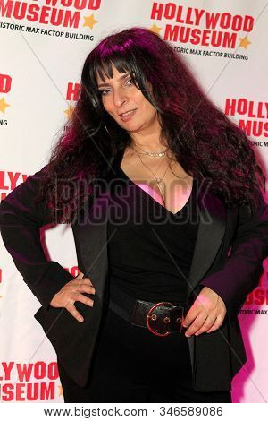 LOS ANGELES - JAN 18: Alice Amter at the Hollywood Museum's celebration for the 40th Anniversary of
