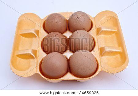 . Brown Eggs