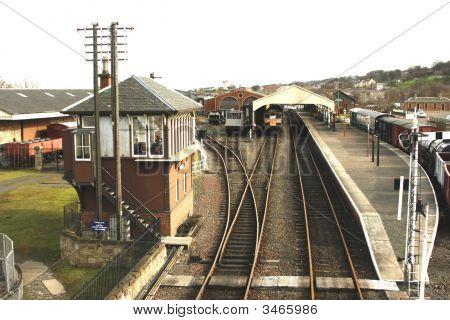 Boness Railway Station