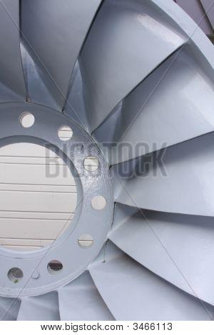 Hydro Electric Turbine Blades