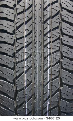Tire Thread Texture
