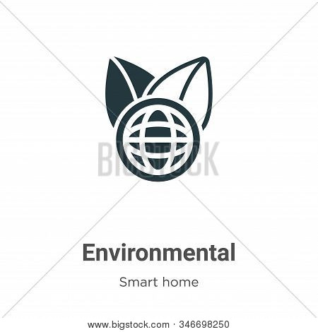 Environmental icon isolated on white background from smart home collection. Environmental icon trend